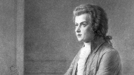 Wolfgang Amadeus Mozart - New Songs, Playlists, Videos & Tours - BBC Music | Indie Music Plus | Scoop.it