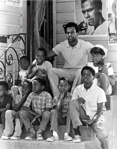 Honoring Huey Newton and Young Panthers February 17, 1942 August 22, 1989 | They put Afrika on the map | Scoop.it