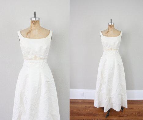 Vintage Wedding Dress | Dresses | Scoop.it