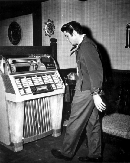 Jukebox Pictures 1950 The Jukebox 1957 | 1950's