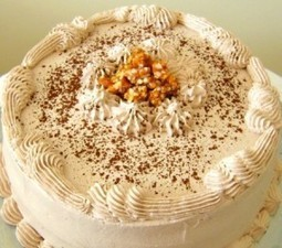 Kahve Kremalı Pasta Tarifi | Pasta Tarifleri | Scoop.it
