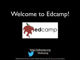 A simple set of #edcamp kickoff slides | Remix Teaching | Technologies in the Elementary Classroom | Scoop.it