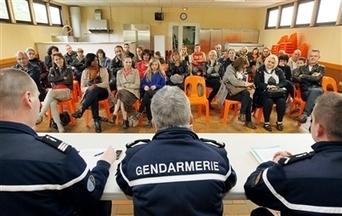 Messein (54) : la rumeur d'un rôdeur sème la panique - Est Républicain | Rumeurs (ou pas) | Scoop.it