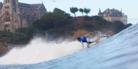La France obtient l'organisation des mondiaux de surf 2017   Cote-basque way of life   Scoop.it