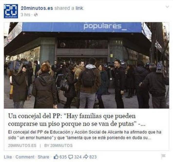 Concejal del PP. CROCS on Twitter | Partido Popular, una visión crítica | Scoop.it