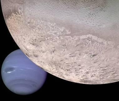 Actualité > Triton, satellite de Neptune, pourrait abriter un océan | Actualités scientifiques et techniques | Scoop.it