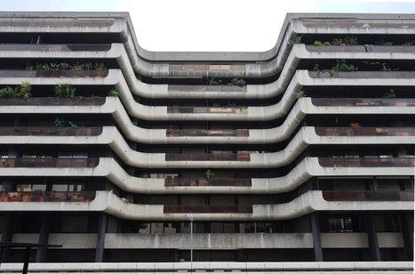 Carnet de voyage : un séjour à Bordeaux   Architectures moderne et contemporaine parcoursdarchitecture.over-blog.com   Scoop.it