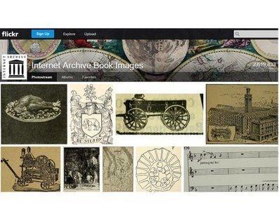 Miljoonia historiakuvia tulvii verkkoon   Historia   Scoop.it