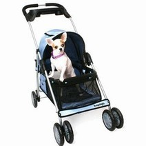 Urban Vogue Pet Stroller | Dog Strollers For Small Dogs | Scoop.it