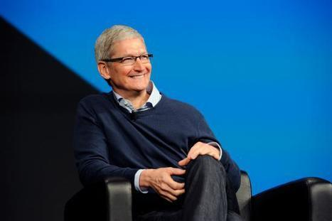 13 Inspiring Quotes by Apple CEO Tim Cook - TIME | Quotes That Inspire | Scoop.it