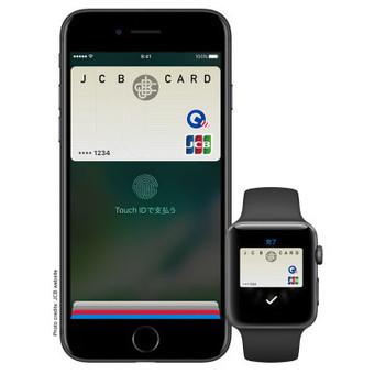 Lancement d'Apple Pay avec JCB au Japon grâce aux solutions de déploiement digitales d'OT - Oberthur   mobile, digital and retail   Scoop.it