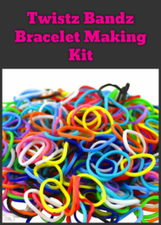 Twistz Bandz Bracelet Making Kit | Stuff I Like | Scoop.it