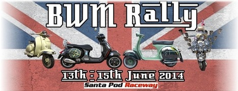 BWM Scooter & Ska Rally | Mod Content of Interest | Scoop.it