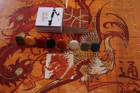 Tsuro: The Game of the Path Board Game Review | Project Fellowship | Scoop.it