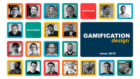 Gamification Design MOOC 2nd Edition | 3D Virtual-Real Worlds: Ed Tech | Scoop.it