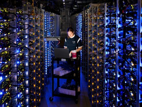 Google joins Facebook's game-changing project that's eating the $140 billion hardware market   Storage Magazine   Scoop.it