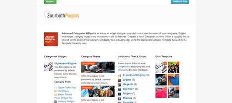 20 Great WordPress Widgets for Your Website | webdesign and technologies | Scoop.it