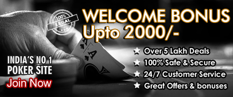 Check Out New Offers   Online Poker India   Scoop.it