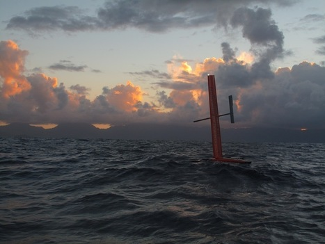 Saildrone completes pacific crossing after arriving in hawaii | Sustainable Transport | Scoop.it