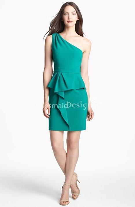 Short Bridesmaid Dresses By Color | Short Bridesmaid Gown US - BridesmaidDesigners | Discount Bridesmaid Dresses | Scoop.it