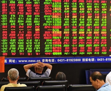 China key stock index sinks below 3,000 points@offshore stockbrokers | Global Asia Trader | Scoop.it