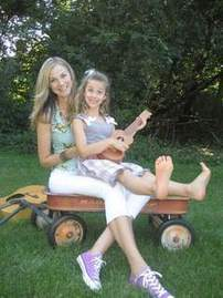 Sisters branch out with children's CD - Lake County News Sun   Children's Music Songs and Videos   Scoop.it