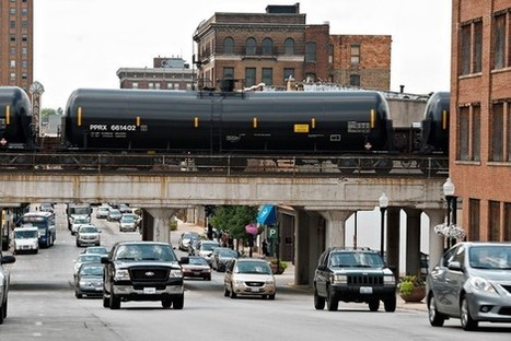 U.S. seeks new rules for moving fuel by rail | Logistics | Scoop.it