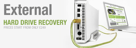 Recovering Data From External Hard Drive | Glasgow Data Recovery | Scoop.it