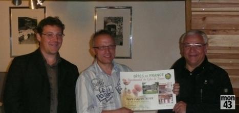 Le gîte Au Suc à Arlempdes récompensé pour le gîte de l'année - mon43 | L'actualité des Gîtes de France | Scoop.it