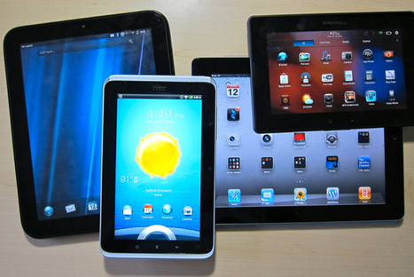 A third of people in the UK now use tablets, latest figures show | Ebook and Publishing | Scoop.it