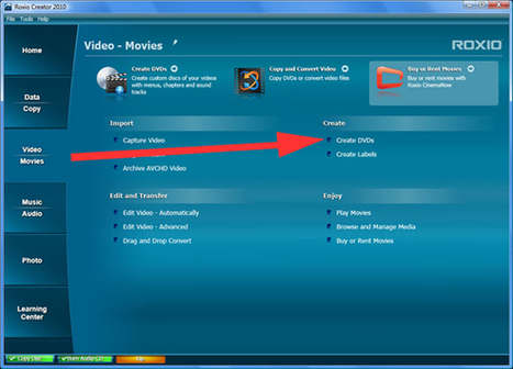 How to Author 3D optical disc with Roxio Creator | Aurora Official Blog | Blu-ray | Scoop.it