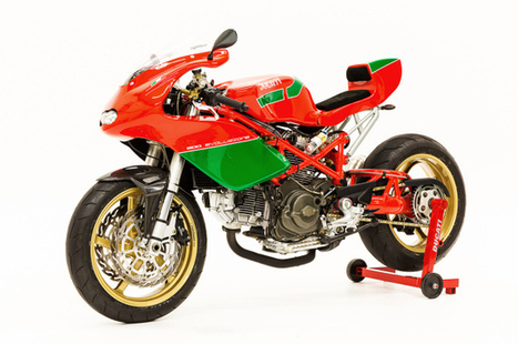 What if Ducati made a new Mike Hailwood replica? | Ductalk Ducati News | Scoop.it