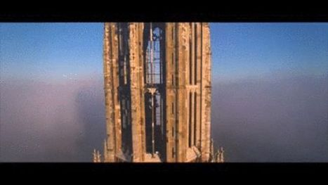 The Netherlands' Tallest Church Looks Even More Amazing From a Drone | neerlandais | Scoop.it