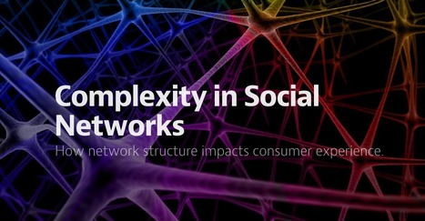 #Complexity in Social Networks | #algorithms #SNA | e-Xploration | Scoop.it