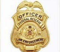 The Federal Reserve, a Privately Owned Banking Cartel, Has Been Given Police Powers, with Glock 22s and Patrol Cars | Gold and What Moves it. | Scoop.it
