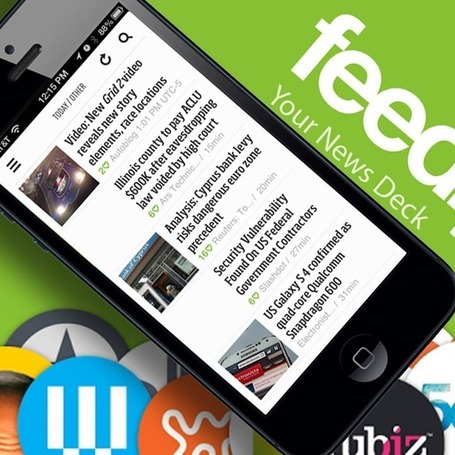 Feedly Added 8 Million Users Since Google Reader's Shutdown Announced | Transformations in Business | Scoop.it
