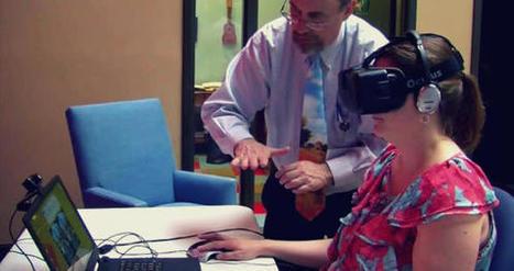 La réalité virtuelle soulage la douleur physique | Les bons conseils de la CNM | Scoop.it