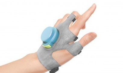 This glove could make eating easier for those with Parkinson's disease | Occupational Therapy Inspiration | Scoop.it
