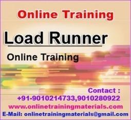 LoadRunner online training institute in Ameerpet, LoadRunner Online Training Institute from Hyderabad India.   Online Training Materials   Online Training   Scoop.it