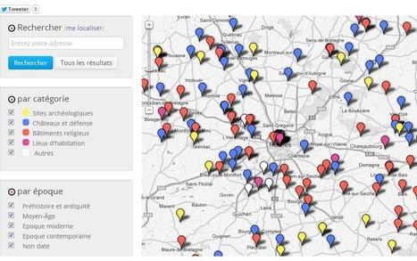 Opendata + Wikipédia + Github = datajournalisme local « Papier Brouillon | Cuisiner l'information | Scoop.it