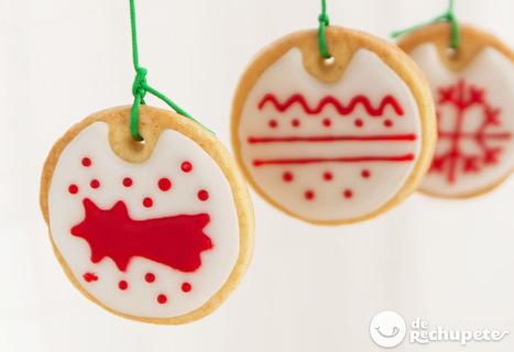 Galletas decoradas para Navidad | Passion for Cooking | Scoop.it