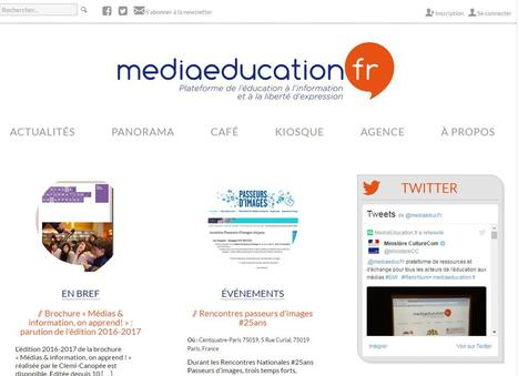 Accueil - mediaeducation.fr | journal scolaire | Scoop.it
