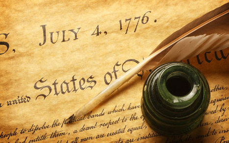 9 Things You May Not Know About the Declaration of Independence | Education | Scoop.it