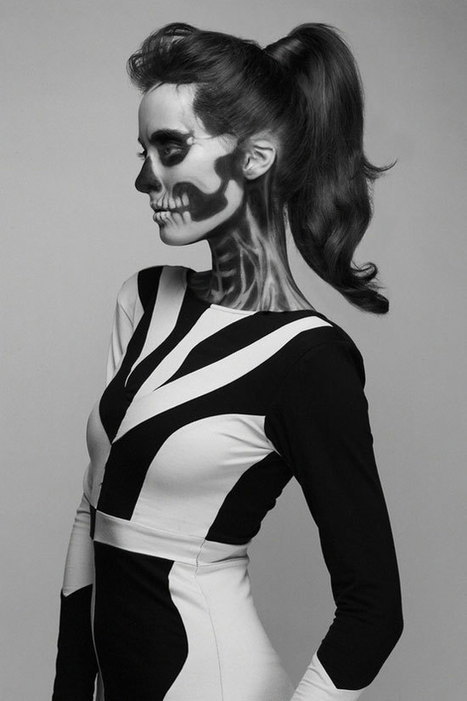 11 Ideas for Scary Amazing Halloween Costumes 2012   Fashions Only   Scoop.it