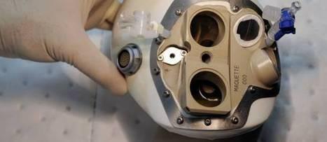 Coeur artificiel : Carmat poursuit son programme de recherche - Le Point | Technologies et Innovation | Scoop.it