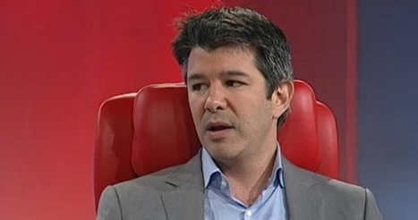 Uber CEO wants to hire campaign manager in war against 'evil' taxi industry - GeekWire | taxi fleet | Scoop.it