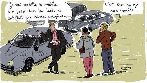 Le Parlement européen autorise les constructeurs automobiles à polluer plus | La sélection de BABinfo | Scoop.it