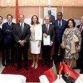 España participará en la elaboración de la cartografía de Angola - Lainformacion.com | A & A Corporation | Scoop.it