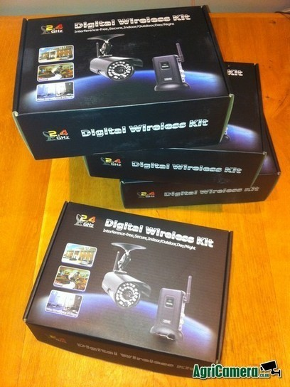 Pro Farmer Wireless Camera Kit - Excellent For Your Security Needs | Add a Deal | Scoop.it