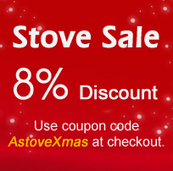 Xmas Coupon - Astove | Cast Iron Stoves, Wood Stoves, Wood Burners | Astove UK | Scoop.it